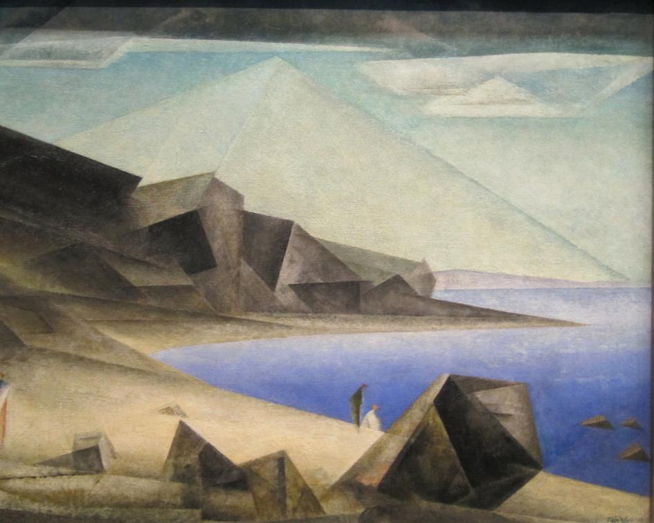 kubistična obala